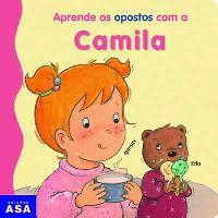 Aprende os Opostos com a Camila