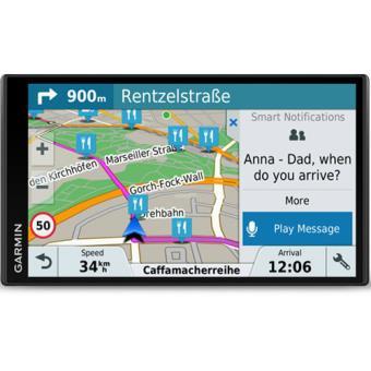 GPS Garmin Drivesmart 61 LMT-S - Europa Ocidental