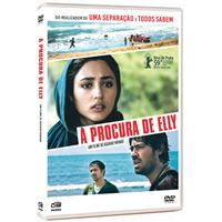 À Procura de Elly - DVD
