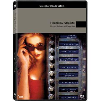 Poderosa Afrodite - DVD