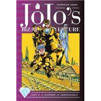 Jojo's bizarre adventure: part 4 di