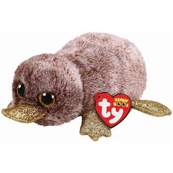 Peluche Ornitorrinco Perry the Brown 15cm - Ty