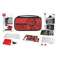 Pack Proteção PDP para Nintendo Switch - Super Mario Kana