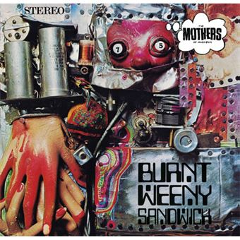 Burnt Weeny Sandwich - LP 12''