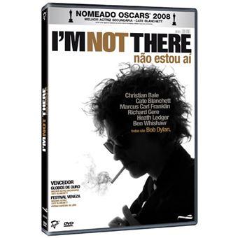 I'm Not There - Não Estou Aí - DVD