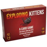 Exploding Kittens: Original Edition - Divercentro