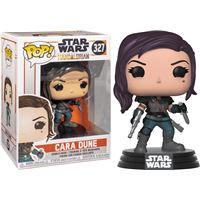 Funko Pop! Star Wars: The Mandalorian - Cara Dune - 327