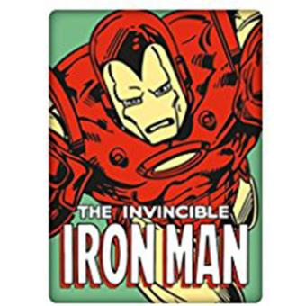 The Invincible Iron Man - Magnético