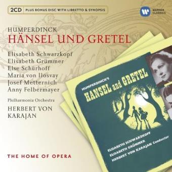 Humperdinck | Hänsel und Gretel (2CD)