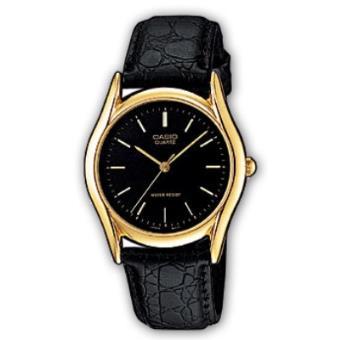 53734ba8d5c Casio Relógio Collection MTP-1154Q-1AEF (Dourado Preto) - Relógio ...