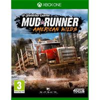 Spintires MudRunner American Wild - Xbox One