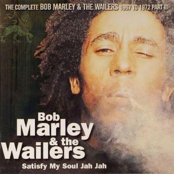 Satisfy My Soul Jah Jah - CD