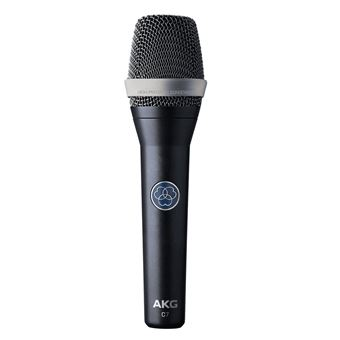 Microfone de Voz AKG C7 Dinâmico