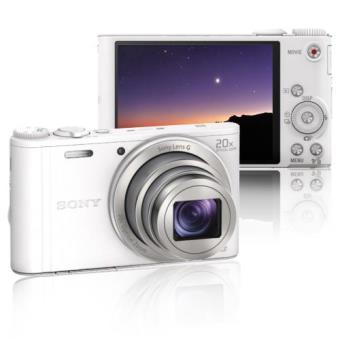 Sony Cyber-shot DSC-WX350 (Branco)