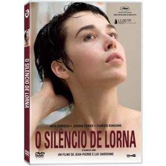 O Silêncio de Lorna - DVD