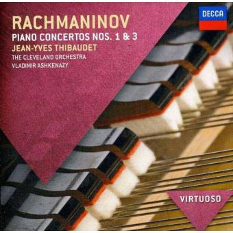 Rachmaninov | Piano Concertos No.1 & 3