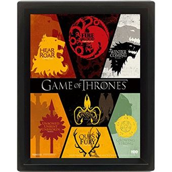 Poster Lenticular Game of Thrones