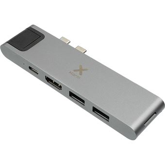 Adaptador USB-C Xtorm XC206 7-in-1