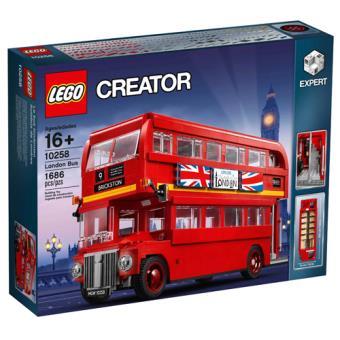 LEGO Creator 10258 Autocarro Londrino