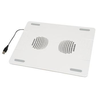 Base Refrigeração  It Works para Computador Portátil - Branco