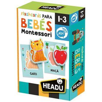 Flashcards Para Bebés Montessori