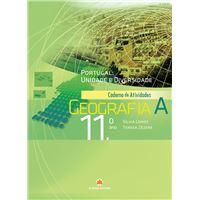 Portugal: Unidade e Diversidade – Geografia A 11º Ano - Caderno de Atividades
