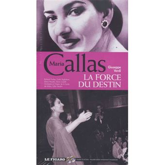 La Force du Destin - 2CD + Book