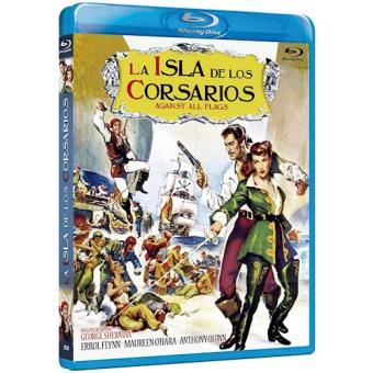 La Isla de los Corsarios - Blu-ray