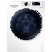 Máquina de Lavar e Secar Roupa Samsung EcoBubble WD90J6A10AW/EP