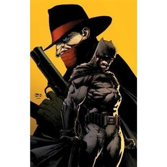 Shadow/batman hc