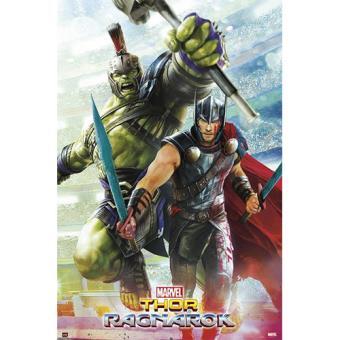 Marvel Thor Ragnarok - Poster Standard 61x91
