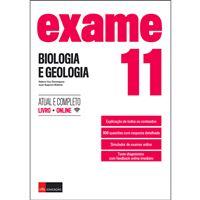 Exame Prova Final - Biologia & Geologia 11º Ano