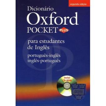 Dicionário Oxford Pocket Para Estudantes de Inglês (Português/Inglês - Inglês/Português)