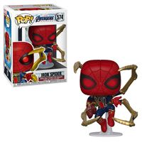 Funko Pop! Avengers Endgame: Iron Spider with Nano Gauntlet - 574
