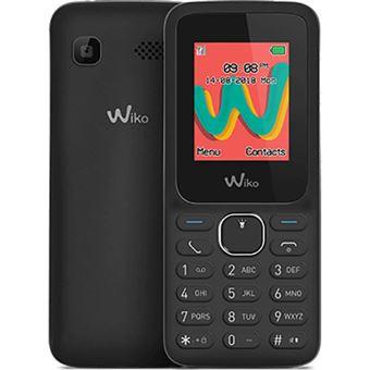 Telemóvel Wiko Lubi5 Plus DUAL-SIM - Preto