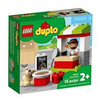 LEGO DUPLO Town 10927 Vendedor de Pizas