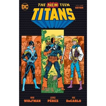 New teen titans tp vol 7