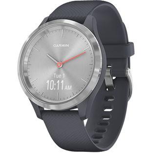 Relógio Desportivo Garmin Vivomove 3S - Prateado