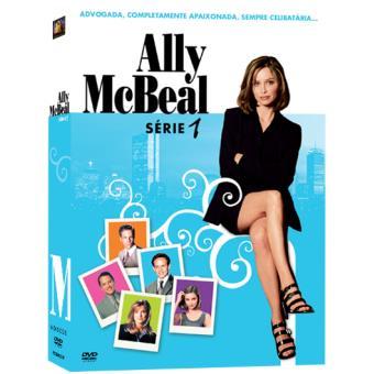 Ally McBeal - 1ª Temporada