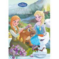 Frozen: Histórias Inéditas - Livro 1: Anna & Elsa e o Seu Novo Amigo