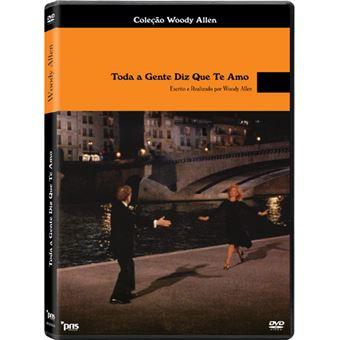 Toda a Gente Diz que te Amo - DVD