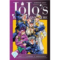 Jojo's Bizarre Adventure - Book 4: Diamond Is Unbreakable