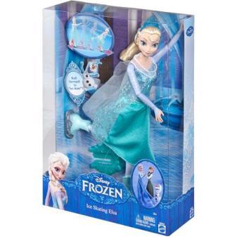 Frozen - Sortido Anna e Elsa Patinadoras no Gelo