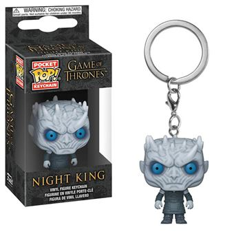 Funko Pop! Porta-Chaves Game of Thrones: Night King