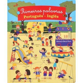 Primeiras Palavras: Português–Inglês