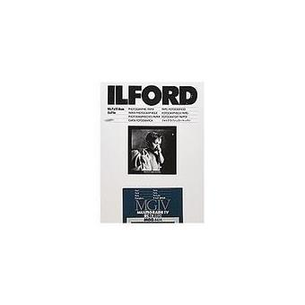 Ilford MG IV RC DeLuxe Pearl 44M 13X18cm 25 Folhas