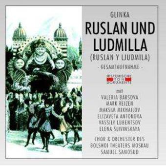 Glinka: Ruslan und Ludmilla (2CD)
