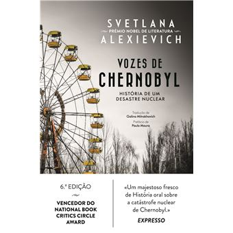 Vozes de Chernobyl - História de um Desastre Nuclear