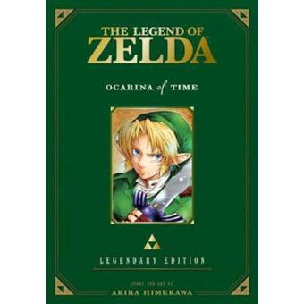 The Legend of Zelda: Legendary Edition - Book 1: Ocarina of Time