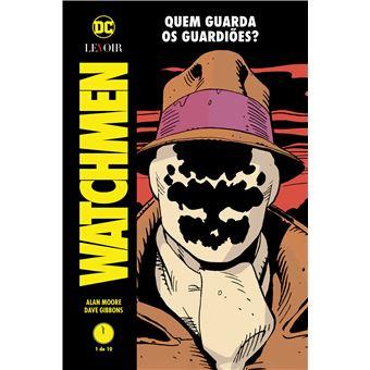 Coleção Watchmen: Quem guarda os Guardiões? - Livro 1